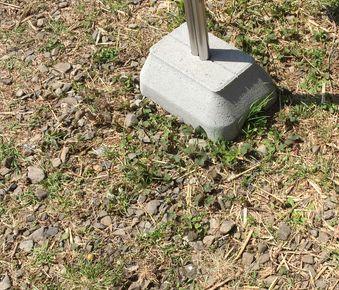 お湯で雑草対策
