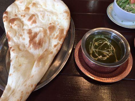 インド&タイ料理 Fulbariのタンドリーチキンランチ (3)