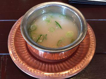 インド&タイ料理 Fulbariのタンドリーチキンランチ (4)