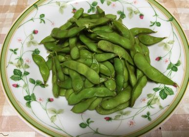 枝豆収穫 (6)