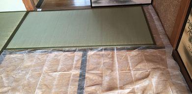 畳DIY大きさ違う