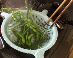 枝豆収穫 (3)